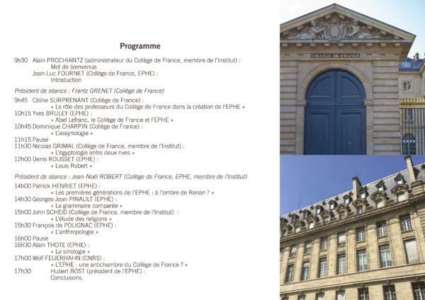 150ans-EPHE-college-de-france-programme-2